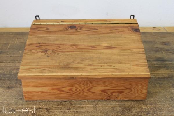 pult kompakt schreibpult holz wandmontage h ngend writing desk wood ebay. Black Bedroom Furniture Sets. Home Design Ideas