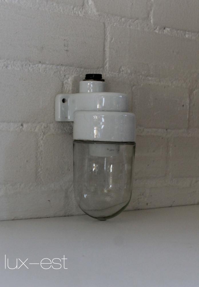 Trier xs 90 bauhaus design lampe porzellan for Lampen replikate